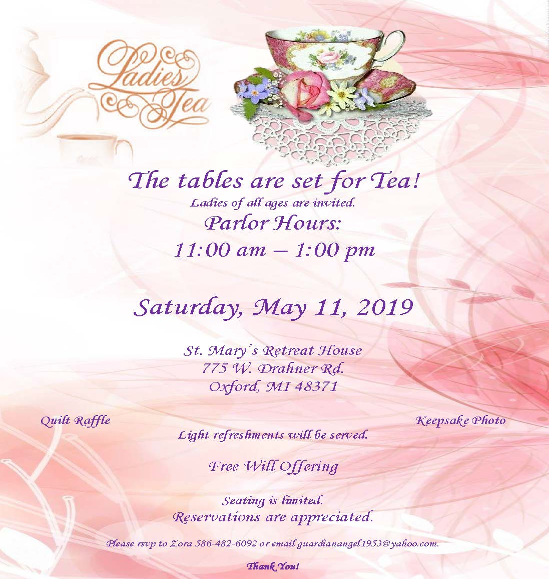 tea-flyer-2019-draft-1-zmd - St  Mary's Retreat House